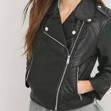 15 cool af vegan leather jackets you