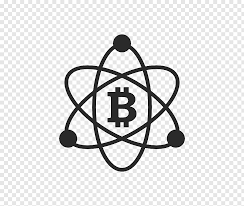 Bitcoin Atom Wall Decal Computer Icons Bitcoin Png Pngwave