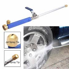 spray wand nozzle power washer deck