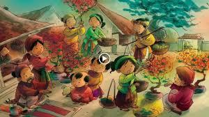 Karaoke Tết Quê Hương Beat Lyrics