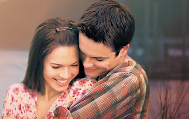 romantic movie 'A walk to Remember'