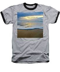 Heaven's Lights Ringer T-Shirt for Sale by Thelma Johnson