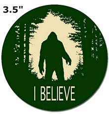Bigfoot I Believe Decorative Car Truck Decal Window Sticker Vinyl Die Cut Vacation Travel Souvenir X File Unexplained Mysteries Space Ship Ufo Flying Saucer Cryptid Sasquatch Walmart Com Walmart Com