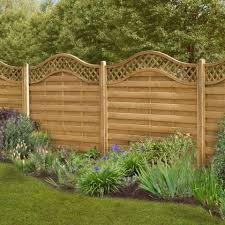 fence panels garden fencing panels