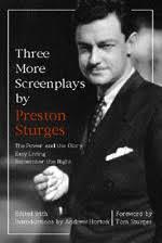 Three More Screenplays by Preston Sturges by Preston Sturges, Andrew Horton  - Paperback - University of California Press