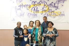 Miss Ada Jackson's 96th Birthday | Baileys Private Stock