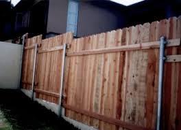 Redwood Board Ambrose Fence Co