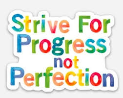 Strive For Progress Etsy