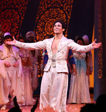 Aladdin Musical: End of an Era! Adam Jacobs Says Salaam to Aladdin!