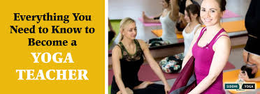 how to bee a yoga instructor 10