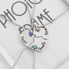best friend necklaces friendship