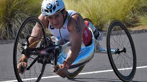 Amputee race car driver and Paralympic gold medalist Alex Zanardi ...