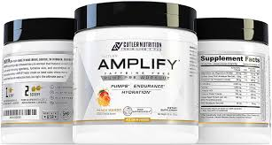 lify caffeine free pre workout for