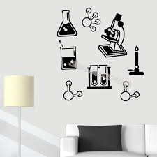 Science Bundle Wall Stickers University School Science Classroom Wall Decal Laboratory Chemistry Instrument Teacher Poster Decorating With Wall Decals Decoration Stickers For Walls From Joystickers 12 66 Dhgate Com