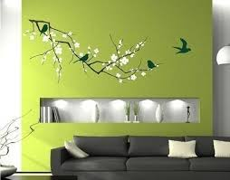 wall decals cherry blossom branch