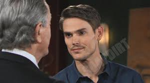 Young and the Restless': Is Adam the New Victor - Takes Over as The  Mustache Steps Back? | Soap Dirt
