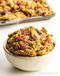 homemade high protein granola recipe