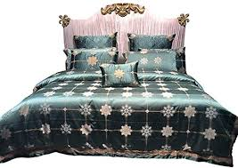 brocade jacquard bedding bed