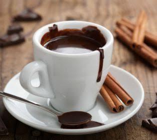 Meksika Usulü Sıcak Çikolata !