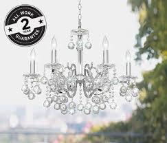 lighting installation chandelier