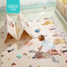 Beiens Baby Play Mat Puzzle Children Foam Mat Xpe Baby Room Crawling Toys Babygym Folding Carpet Developing Mat Kids Rug Playmat Play Mats Aliexpress