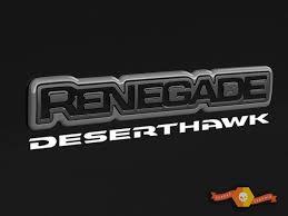 Product Jeep Renegade Deserthawk Desert Hawk Decal Vinyl Suv Decal