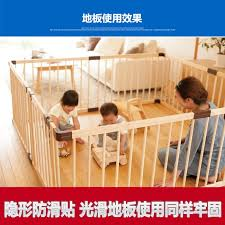 Solid Wood Gate Baby Playpen Export No Smell Health Baby Fence Children S Game Fence 7pcs 1 Gate Baby Fence Guardrail 8pcs Game Fence Baby Playpenbaby Gate Playpen Aliexpress