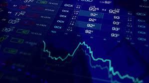 abstract stock market stock fooe