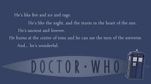 of the best doctor who quotes