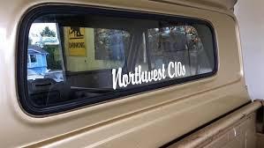 Northwest C10s Decal