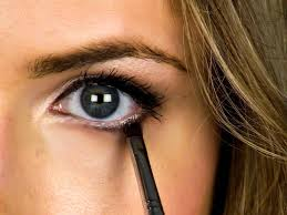 cute and pretty eye makeup for