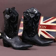 boots mens winter footwear