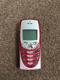 Nokia 6510 (Red & Pink) in BB5 Hyndburn ...
