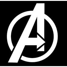 Amazon Com Avengers Sticker Vinyl Decal Marvel Comics Superheroes A Logo Car Window Truck Die Cut Vinyl Decal For Windows Cars Trucks Tool Boxes Laptops Macbook Virtually Any Hard Smooth Surface