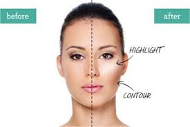 how to make your face look thinner with