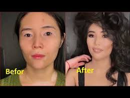 ugly to pretty 2018 amazing makeup