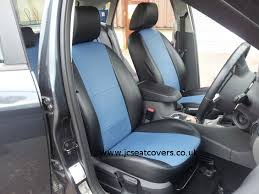 ford focus faux leather car seat covers