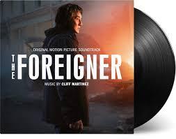 MARTINEZ, CLIFF - The Foreigner (Original Motion Picture Soundtrack) -  Amazon.com Music