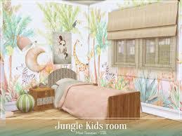 Mini Simmer S Jungle Kids Room