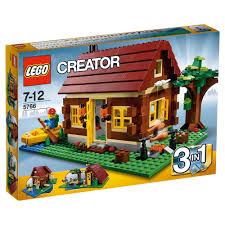 LEGO 5766 - Đồ chơi Lego 5766 xếp hình ngôi nhà gỗ