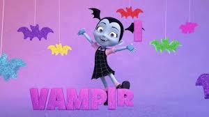 Vampirina Invitacion Cumpleanos Moot Youtube