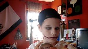 the make up easy cosplay