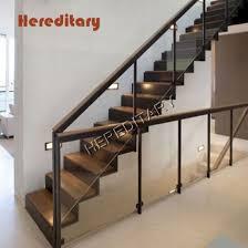 stainless steel deck glass railings