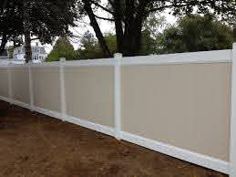 Vinyl Fence Color Options Buyvinylfence Com