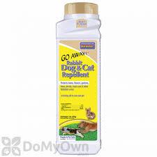 Bonide Go Away Rabbit Dog And Cat Repellent
