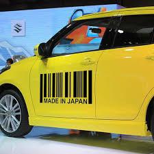 Popular Car Sticker Japan Buy Cheap Car Sticker Japan Lots From China Car Sticker Japan Suppliers On Aliexpress Com