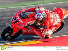 GP ARAGON MOTO GP. MOTO 3 RIDER FRANCESCO BAGNAIA Editorial Photo - Image  of motorsport, speed: 60071361