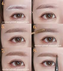 make up natural ala korea untuk pemula