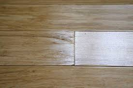 problems with bamboo flooring moisture