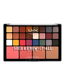 nyx professional makeup such a know it